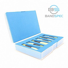 BandSpec Chanter Reed Box The BandSpec Chanter Reed Box is a great little reed chanter box for the storage and transportationof your valuable pipe chanter reeds. Compared with reed boxes we have