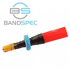 BandSpec BLUE Reed Absorb If you spend time playing on your practice chanter you will know that after around 10 minutes of playing your practice chanter reed will cut out due to excess moisture