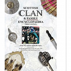 The Scottish Clan & Family Encyclopedia is the work of a team of renowned specialists and, in addition to their own contributions, has been overseen, compiled, and edited by George Way of